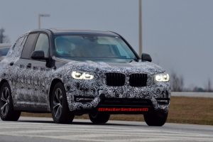 احدث الصور التجسسية لسيارة BMW X3 قبل الكشف عنها في أغسطس 2017