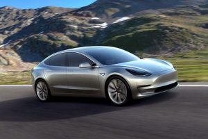 شركة تسلا الأمريكية أعلنت عن بدء إنتاج سيارتها الكهربائية الجديدة من تاريخ 20 فبراير