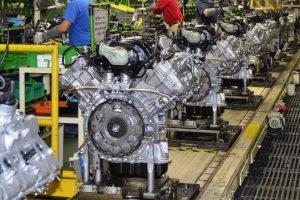 معلومات عن إحتفال مصنع تويوتا في ولاية ألاباما بإنتاج 5 مليون محرك