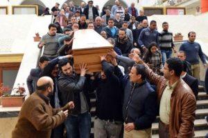 بالصور فنانون حضروا من أجل جنازة الفنان الراحل صلاح رشوان