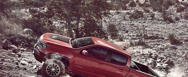 الكشف عن سعر شيفروليه كولورادو ZR2 المنافسة الأولى لسيارة تويوتا تاكوما TRD Pro