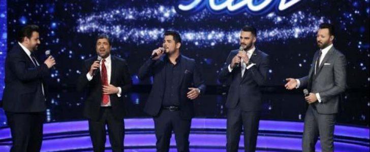 في تنافس على لقب Arab Idol لم يبقى من ضمن المشتركين سوى يمني vs فلسطيني