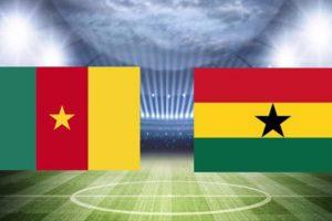 المنتخب الكاميروني يٌقصي غانا بهدفين من كاس الامم الافريقية 2017 وتحديد موعد مباراة مصر والكاميرون القادمة في النهائي