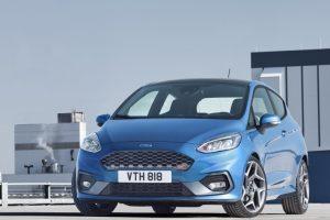 شركة فور تكشف عن سيارة فييستا ST الرياضية الجديدة بالصور