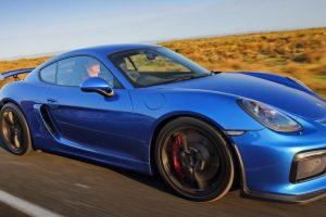 شائعات حول منافسات بين سيارة كايمان GT4 RS و 911 الرياضية