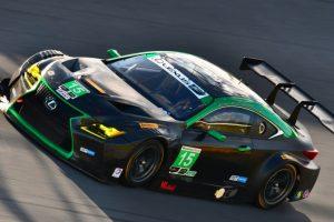 سيارة لكزس RC F طراز GT3 الرياضية تستعد لخوض سباقات متعددة في عام 2017