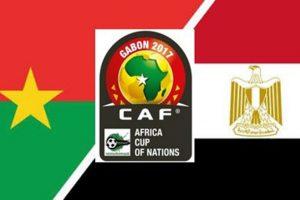 فوز المنتخب المصري على المنتخب البوركيني بضربات الترجيح وصعودة إلى المباراة النهائية يوم الأحد القادم!