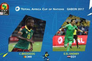 فوز المنتخب الكاميروني بهدفين لواحد على المنتخب المصري وتتويجه باللقب في نهائي الكان 2017