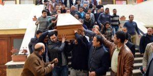 جنازة صلاح نشوان