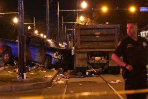 إصابة العشرات مع توقعات بوقوع وفيات في حادث دهس بمدينة نيو أورليانز الأمريكية