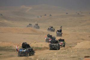 القوات العراقية تعلن تحرير كامل مطار الموصل من سيطرة تنظيم الدولة الإسلامية