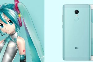 شاومي تعلن وبشكل رسمي عن إصدار هاتف Redmi Note 4X