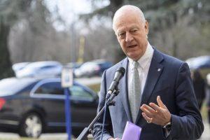 تأجيل أنطلاق الجولة الجديدة من المفاوضات السورية بجنيف لعدة ساعات
