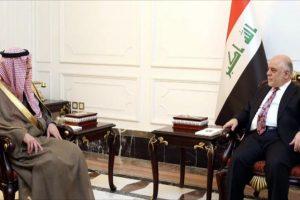وزير الخارجية السعودي يلتقي مسؤولين في العاصمة العراقية خلال زيارة لم يعلن عنها مسبقا