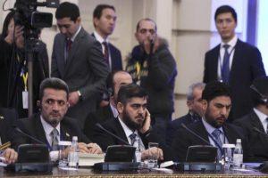 فصائل المعارضة السورية المسلحة يرفضون المسودة الروسية للدستور السوري الجديد