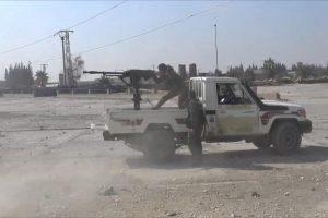 تراجع مقاومة تنظيم الدولة أمام الجيش السوري الحر، وتوقعات بسيطرة وشيكة على الباب