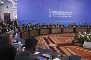 توافق تركي روسي إيراني حول تعزيز اتفاق وقف إطلاق النار في سوريا