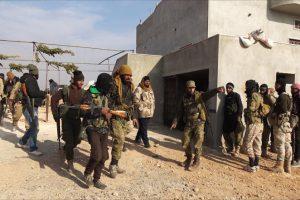 الجيش السوري الحر يكبد قوات بشار الأسد العديد من الجنود في محيط مدينة الباب
