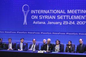 الخارجية الروسية تكشف عن مهام مجموعات العمل المشتركة في سوريا
