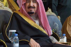 إفتتاح مهرجان الثقافة وتراث ضمن المملكة العربية السعودية من قبل الملك سلمان بن عبدالعزيز آل سعود