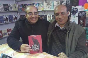 حوار مع الفائز بجائزة نجيب محفوظ للابداع الروائي