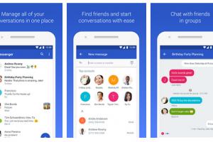 بعد التحديث الأخير تم تغيير إسم تطبيق Messages إلى Android Messages