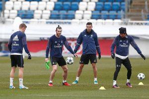 عودة خارث بيل تنشر السعادة على وجه المدرب زيدان وجمهور ريال مدريد