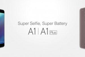 الإعلان عن هواتف شركة Gionee التي ركزت على جودة الصوت والصور الذاتية Selfie