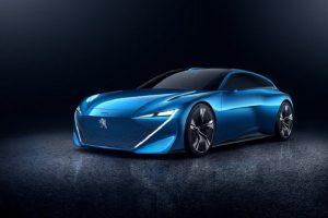 معلومات جديدة عن سيارة بيجو Instinct الإختبارية الفرنسية