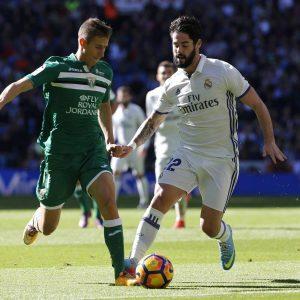 غضب مدريدي من إيسكو وترحب برشلونة به
