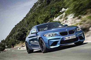 تقارير بشأن قدوم سيارة مجهزة للحلبات محدودة الإنتاج من M2