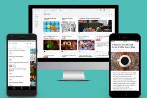 الإعلان الرسمي من شركة Mozilla بحصولها على خدمة Pocket