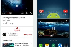 تعرف على تطبيق OGYouTube الخاص بتحميل مقاطع الفيديوهات عبر اليوتيوب