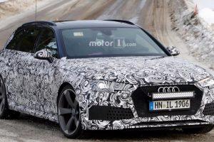بالصور تفاصيل حديثة عن سيارة أودي RS4 Avant الجديدة كلياً