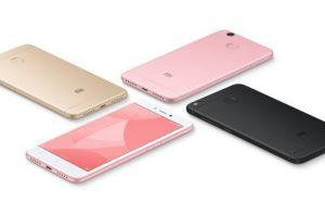 اجدد المعلومات المتعلقة بهاتف Xiaomi Redmi 4X الجديد