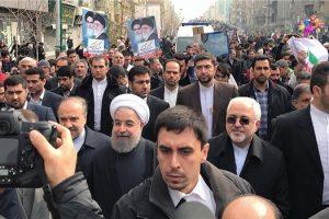 الرئيس الإيراني يهدد الولايات المتحدة بالندم ويعلن عن تطورات إيران النووية