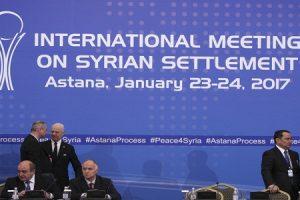 اجتماعا جديدا في أستانا لأطراف النزاع السوري بمشاركة أردنية أمريكية والدول الراعية