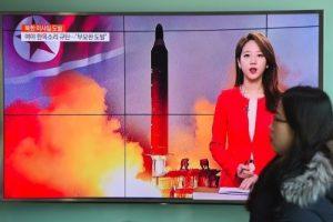 """""""تجربة الصاروخ الباليستي"""" ارتياح بيونغ يانغ وقلق سيول وطوكيو واجتماع لمجلس الأمن"""