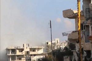 التعهد الروسي يسمح لمقاتلي المعارضة السورية بمزيد من التقدم في مدينة درعا