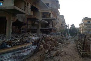 تواصل الغارات والقصف على درعا وأماكن متفرقة بسوريا، ومقتل عشرات السوريين