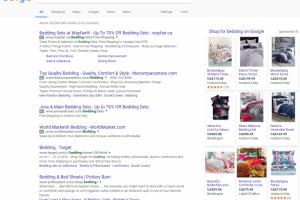 جوجل تعمل على إعادة الاعلانات إلى الجانب الايمن لمحركات البحث الخاصة بها