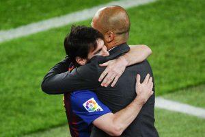 جوارديولا ينفي عودته إلى برشلونة .. ويستبعد إمكانية التعاقد مع ميسي