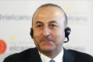 وزير الخارجية التركي يعلن في اسبانيا عن عدم رضوخ تركيا للاتحاد الأوروبي