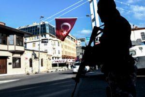 الشرطة التركية تعتقل 400 شخص بينهم أجانب للإشتباه بارتباطهم بداعش