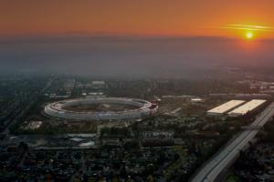آبل تعلن عن الموعد الخاص بآفتتاح مقرها الجديد Apple Park خلال شهر آبريل