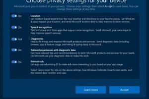 الاتحاد الاوروبي يطالب مايكروسوفت بالعديد من التوضيحات الخاصة بالخصوصية وإلا سيقع عليها العقوبات