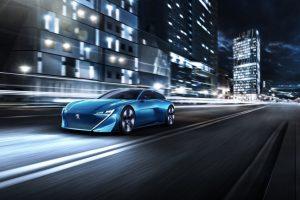 المزيد من التفاصيل والصور الحديثة حول سيارة بيجو Instinct الفرنسية