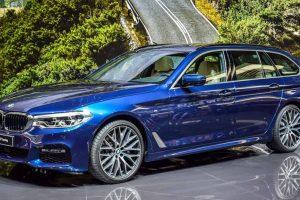 سيارة Touring الفئة الخامسة يتم الكشف عنها في معرض جنيف للسيارات