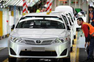 تخطيطات شركة تويوتا ببناء مصنعها الأول في المملكة العربية السعودية