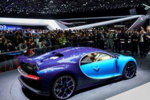 قائمة السيارات التي سيتم الكشف عنها في معرض جنيف للسيارات 2017